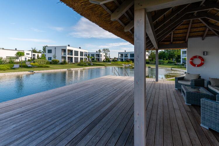 Appartement met zwembad met wifi  burgPannonia M04