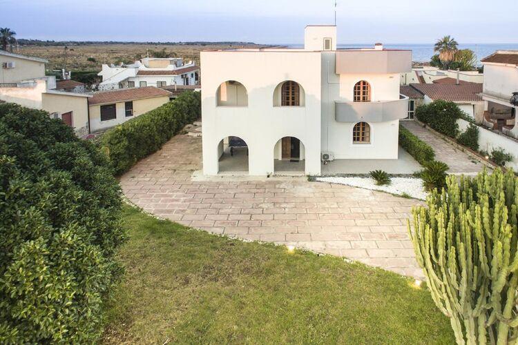 vakantiehuis Italië, Sicilia, Fontane Bianche vakantiehuis IT-96100-91