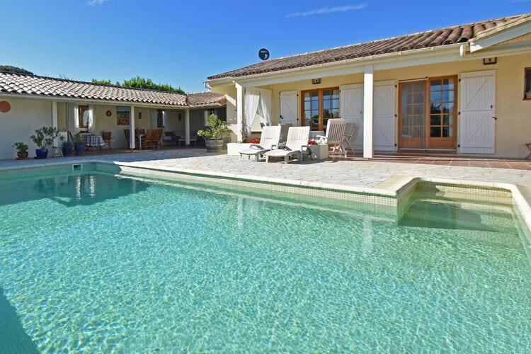 Villa Frankrijk, Languedoc-roussillon, Cesseras Villa FR-34210-26
