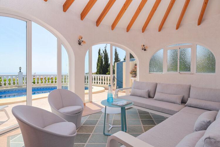 Villa Spanje, Costa Blanca, Benitachell Villa ES-00033-96