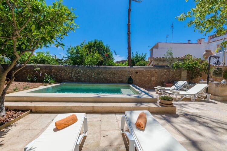 Villa Spanje, Mallorca, Campos, Illes Balears Villa ES-00034-03
