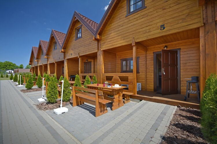 Bungalow  met wifi  wepoHoliday homes azure shore
