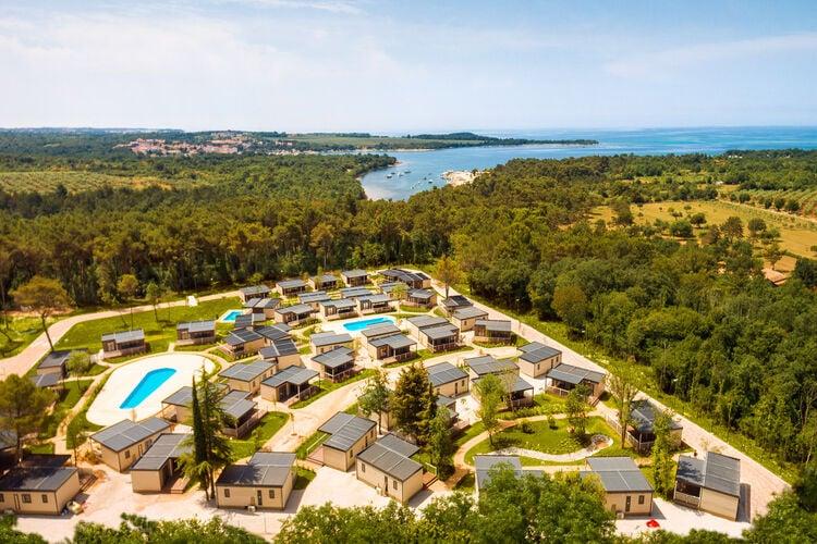 Chalet Kroatië, Istrie, Tar-Vabriga Chalet HR-52465-66