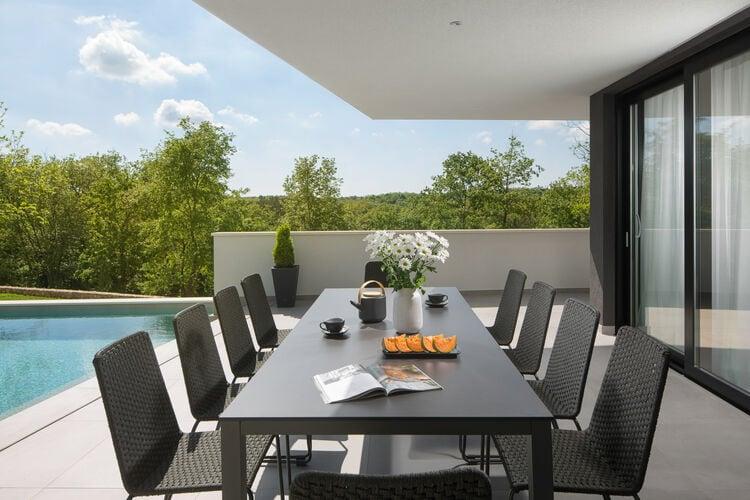 Villa Kroatië, Istrie, Pazin Villa HR-00018-44