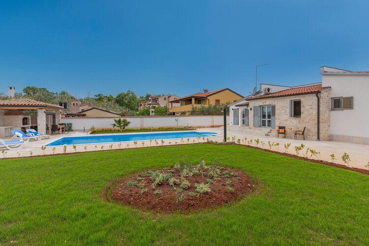 Villa Kroatië, Istrie, Porec Villa HR-00018-46