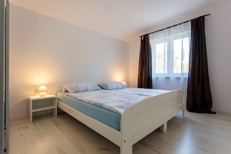 Appartement Kroatië, eld, Malinska Appartement HR-00018-51