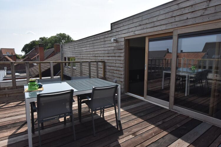 Appartement  met wifi  PoperingeSpeutekot
