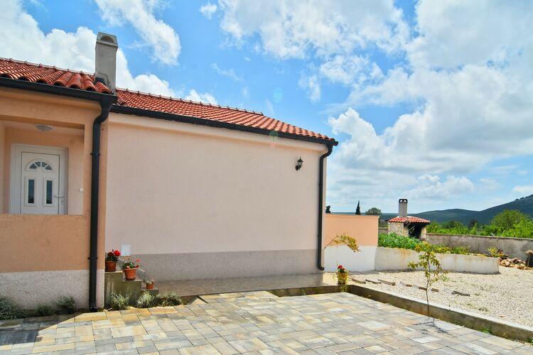 vakantiehuis Kroatië, Dalmatie, Gorica vakantiehuis HR-00018-53