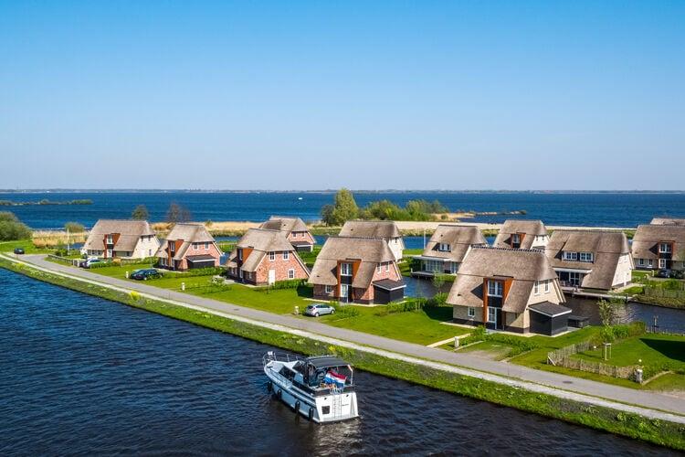 Villa Nederland, Friesland, Delfstrahuizen Villa NL-8508-14