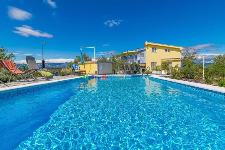 Appartement Kroatië, Dalmatie, Podgradina Appartement HR-00018-55