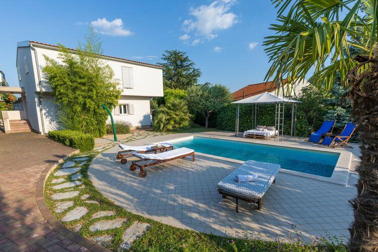 Villa Kroatië, Dalmatie, Sibenik Villa HR-22000-16