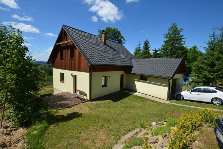 vakantiehuis Tsjechië, Reuzengebergte - Jzergebergte, Příchovice vakantiehuis CZ-46848-06