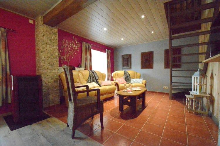 Vakantiehuizen Belgie | Luxemburg | Vakantiehuis te huur in Nadrin   met wifi 6 personen