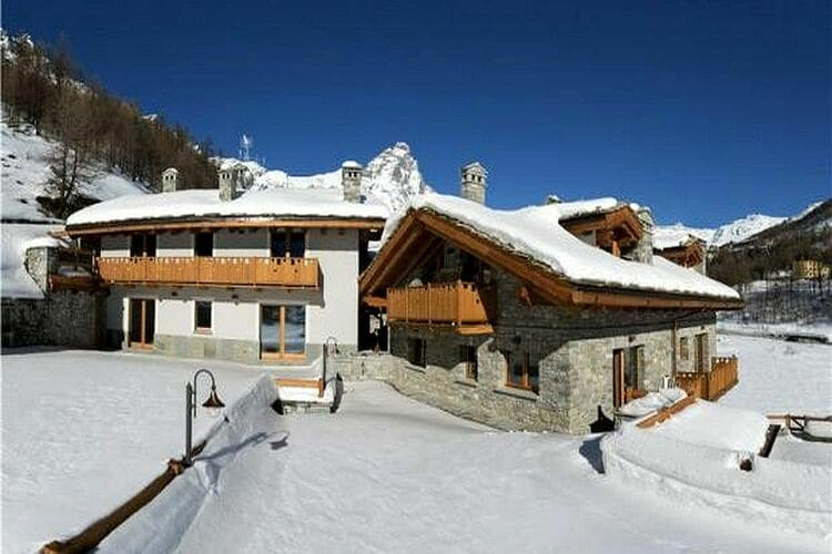 Chalet Aosta Valley