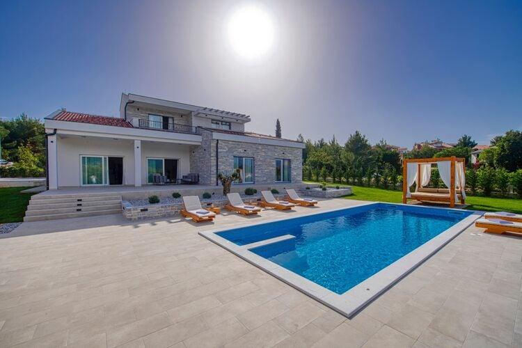 Villa Kroatië, Dalmatie, Pridraga Villa HR-00018-63