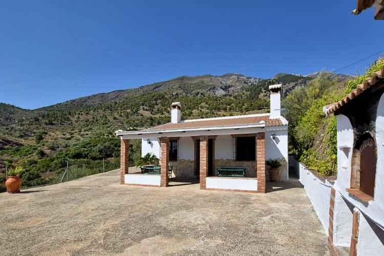 vakantiehuis Spanje, Costa del Sol, Canillas de Aceituno vakantiehuis ES-00034-41