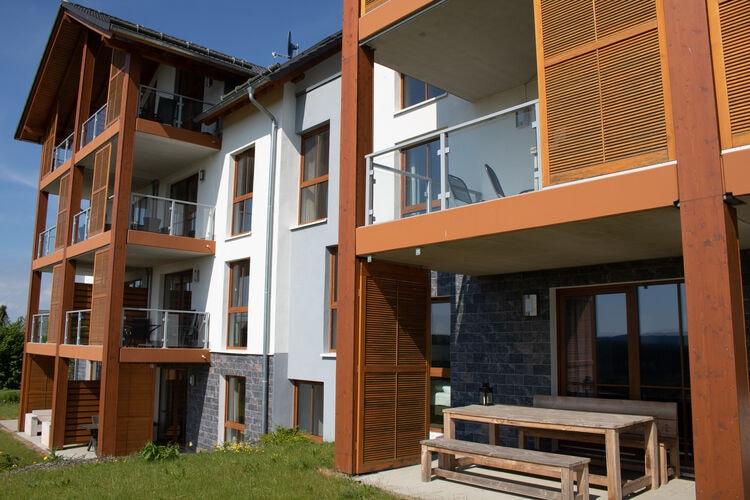 Vakantiehuizen Duitsland | Sauerland | Appartement te huur in Winterberg-OT-Neuastenberg   met wifi 8 personen