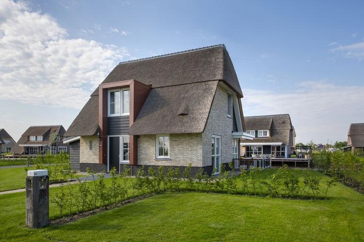 Villa Nederland, Friesland, Delfstrahuizen Villa NL-8508-17