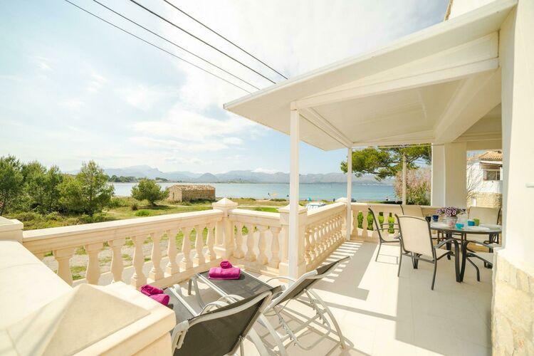 Appartementen Spanje | Mallorca | Appartement te huur in Barcares   met wifi 6 personen