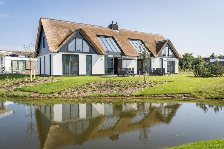 Vakantiehuizen Nederland | Wadden | Villa te huur in De-Koog   met wifi 12 personen