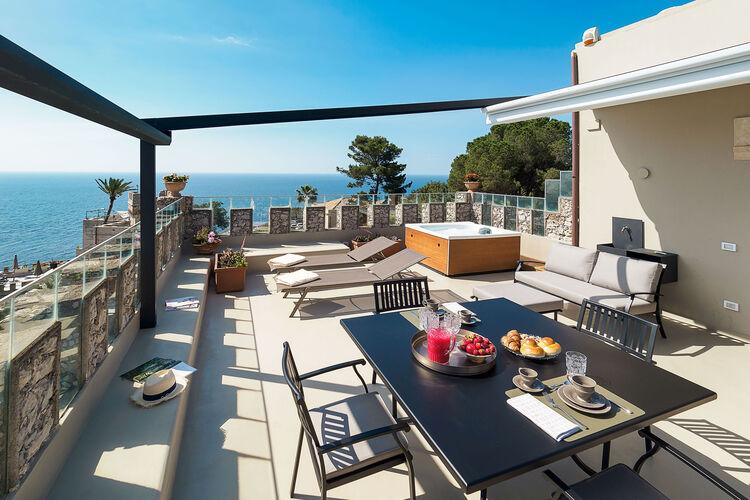Appartement  met wifi  Taormina  Bella Torre