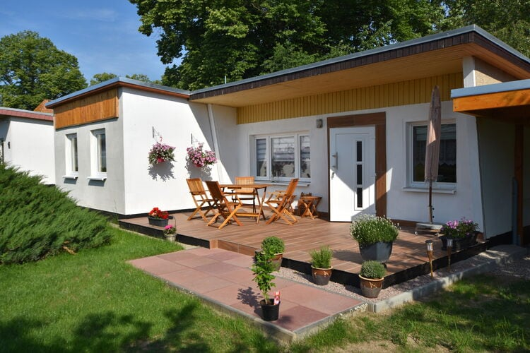 Vakantiehuizen Duitsland | Ostsee | Bungalow te huur in Boiensdorf   met wifi 4 personen