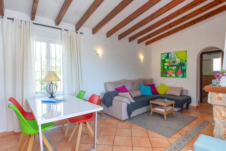 Villa Spanje, Costa Blanca, Moraira Villa ES-03724-81