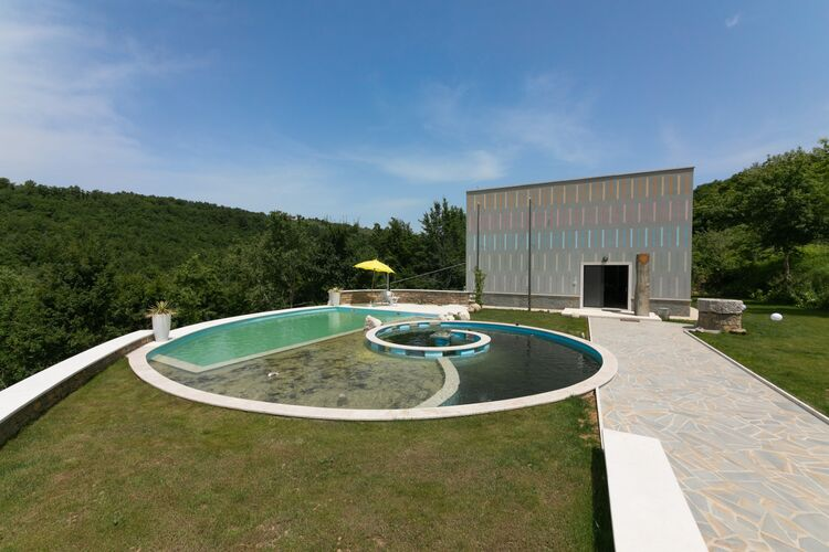 vakantiehuis Kroatië, Istrie, Momjan vakantiehuis HR-52462-06