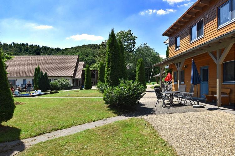 vakantiehuis Duitsland, Hessen, Bad Wildungen vakantiehuis DE-34537-16