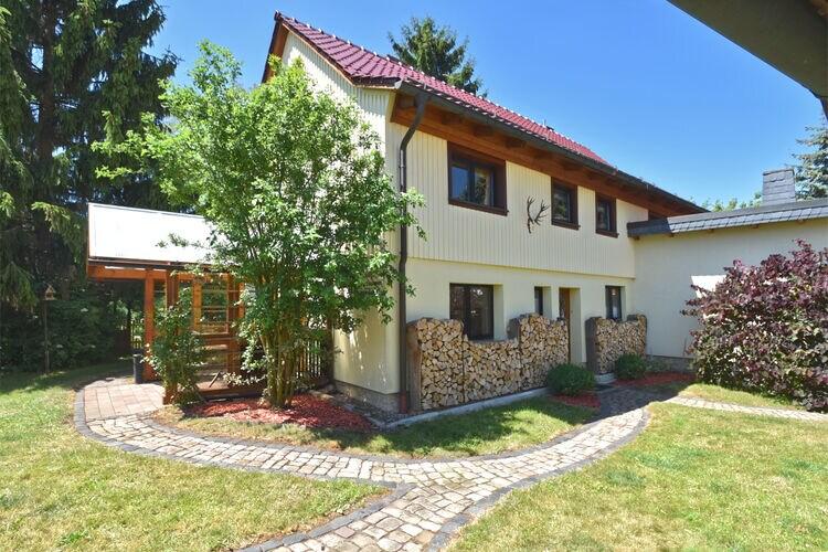 Duitsland | Thuringen | Vakantiehuis te huur in Leinatal    8 personen