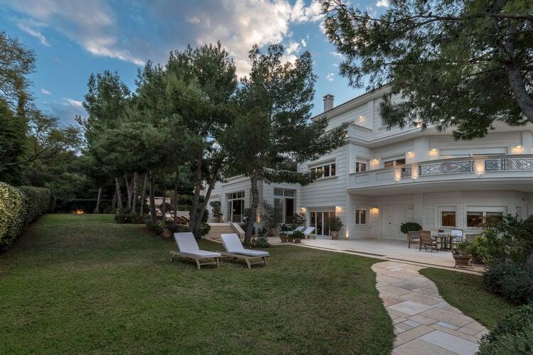 Vakantiehuizen Griekenland | Attiki | Villa te huur in Neos-Voutzas met zwembad  met wifi 13 personen