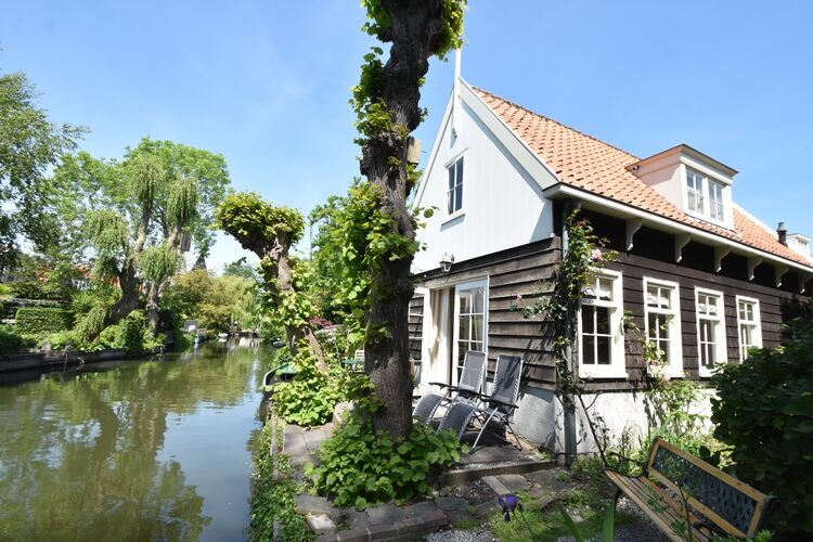 vakantiehuis Nederland, Noord-Holland, Edam vakantiehuis NL-1135-05