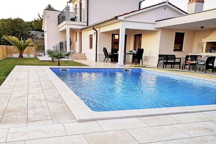 Villa Kroatië, Istrie, Sv Lovreč Labinski Villa HR-52222-17