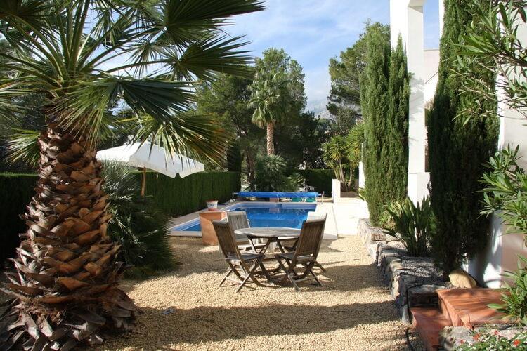 Villa Spanje, Costa Blanca, Altea Villa ES-03590-47