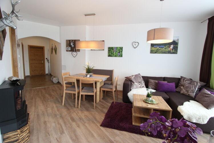 Vakantiehuizen Oostenrijk | Salzburg | Appartement te huur in Weipriach   met wifi 6 personen