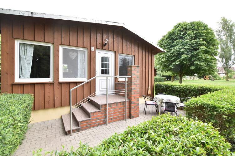 Vakantiehuizen Duitsland | Ostsee | Bungalow te huur in Insel-Poel   met wifi 4 personen