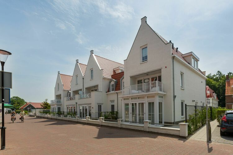 Appartement  met wifi  ZeelandAppartement Duinhof Dishoek - 6 pers de luxe