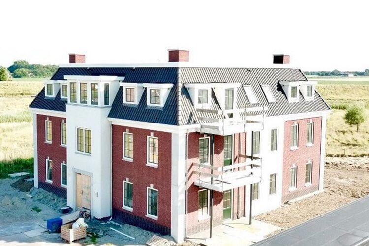 Appartement  met wifi  ZeelandZeeuwse Parel luxe Appartement 4 pers 2 bdk