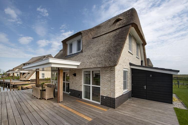 Villa Nederland, Friesland, Delfstrahuizen Villa NL-8508-18