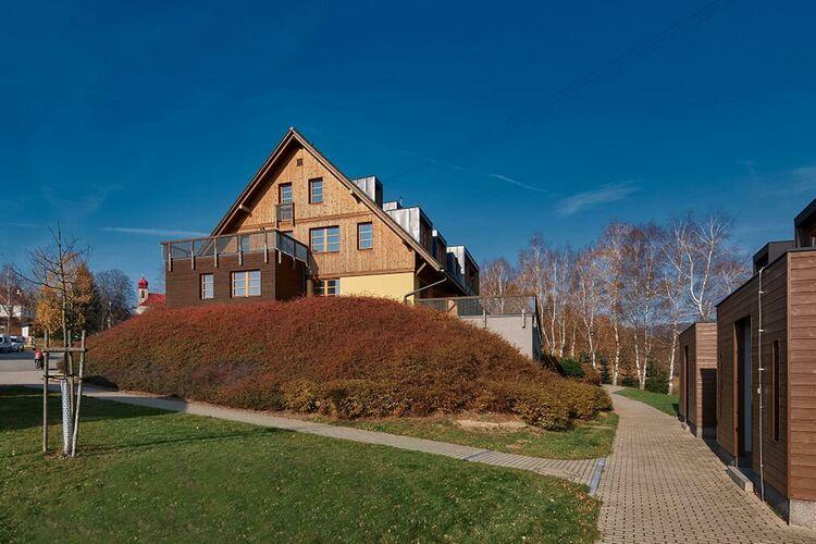 Tsjechie | Oost-Bohemen | Appartement te huur in Iky-v-Orlickch-horach met zwembad  met wifi 5 personen