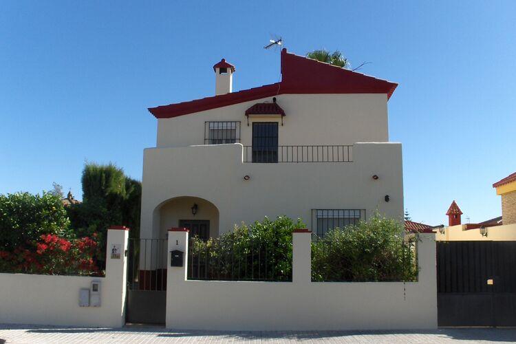 vakantiehuis Spanje, Andalucia, Sevilla vakantiehuis ES-00034-90