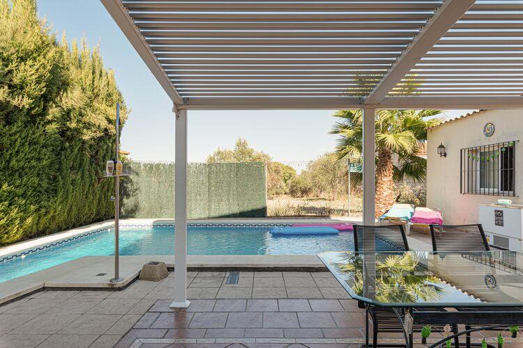 Vakantiehuizen Spanje | Andalucia | Vakantiehuis te huur in Sevilla met zwembad  met wifi 6 personen
