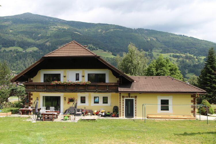 Appartement met zwembad met wifi  Sankt-Michael-im-LungauSt Michaelblick