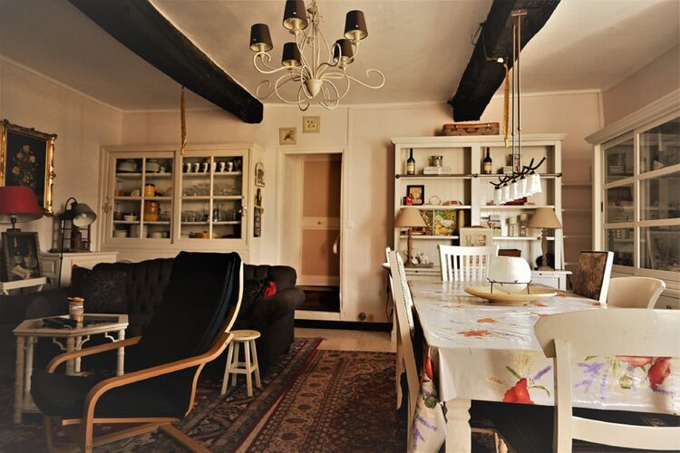 vakantiehuis Frankrijk, Bourgogne, Dun-sur-Grandry vakantiehuis FR-58110-25