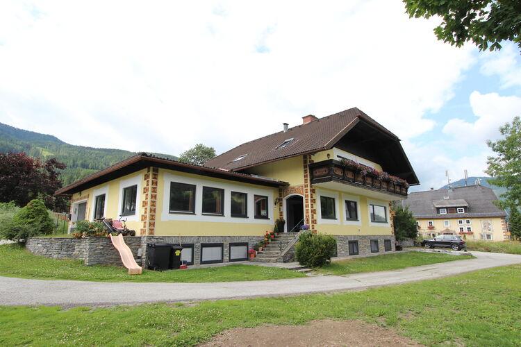 Appartement met zwembad met wifi  Sankt-Michael-im-LungauKatschbergblick