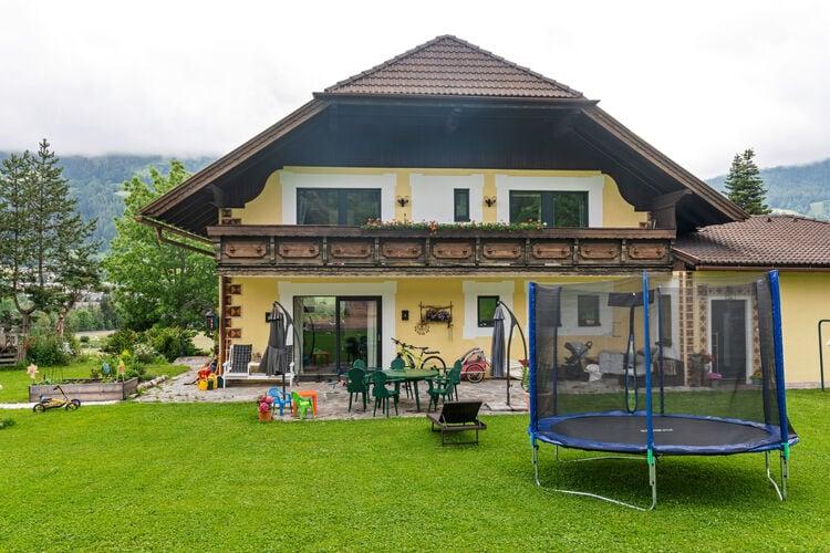 Vakantiehuizen Oostenrijk | Salzburg | Appartement te huur in Sankt-Michael-im-Lungau met zwembad  met wifi 6 personen