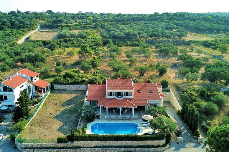 Villa Clara  Dalmatia Croatia