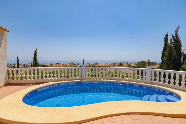 Villa Spanje, Costa Blanca, Moraira Villa ES-00033-960