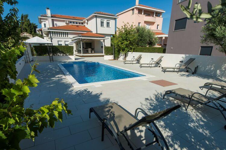 Villa Kroatië, Dalmatie, Zadar Villa HR-23000-92