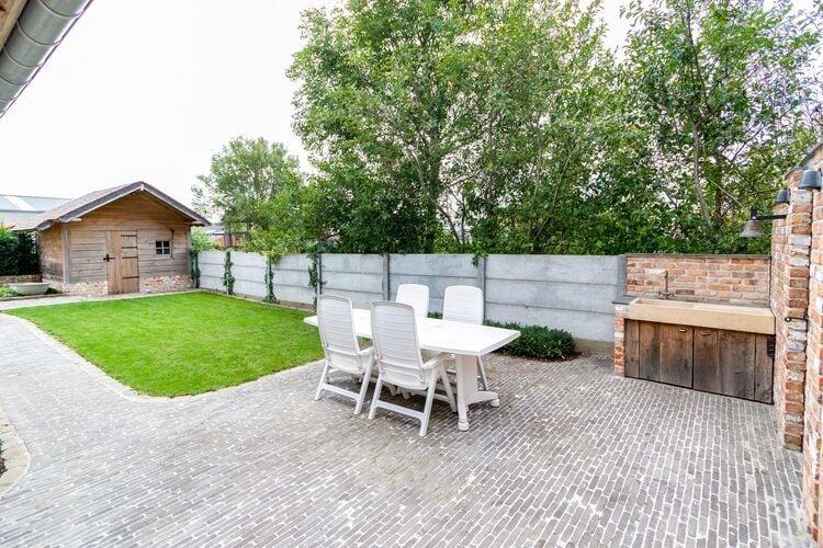 vakantiehuis België, West Vlaanderen, Houthulst vakantiehuis BE-8650-07